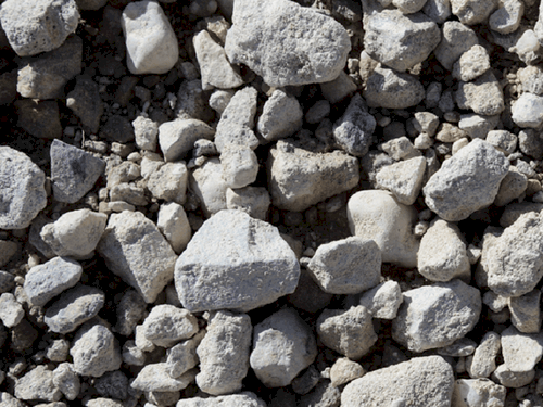 RCA R-1   'State Blend' Recycled Concrete Aggregate (per yard) $28.00